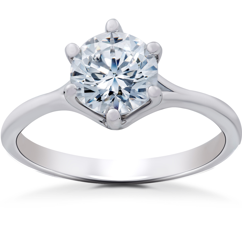 Carly Engagement Ring Solitaire Setting