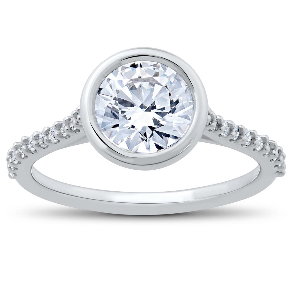 1/5ct Charlotte Diamond Engagement Ring Setting