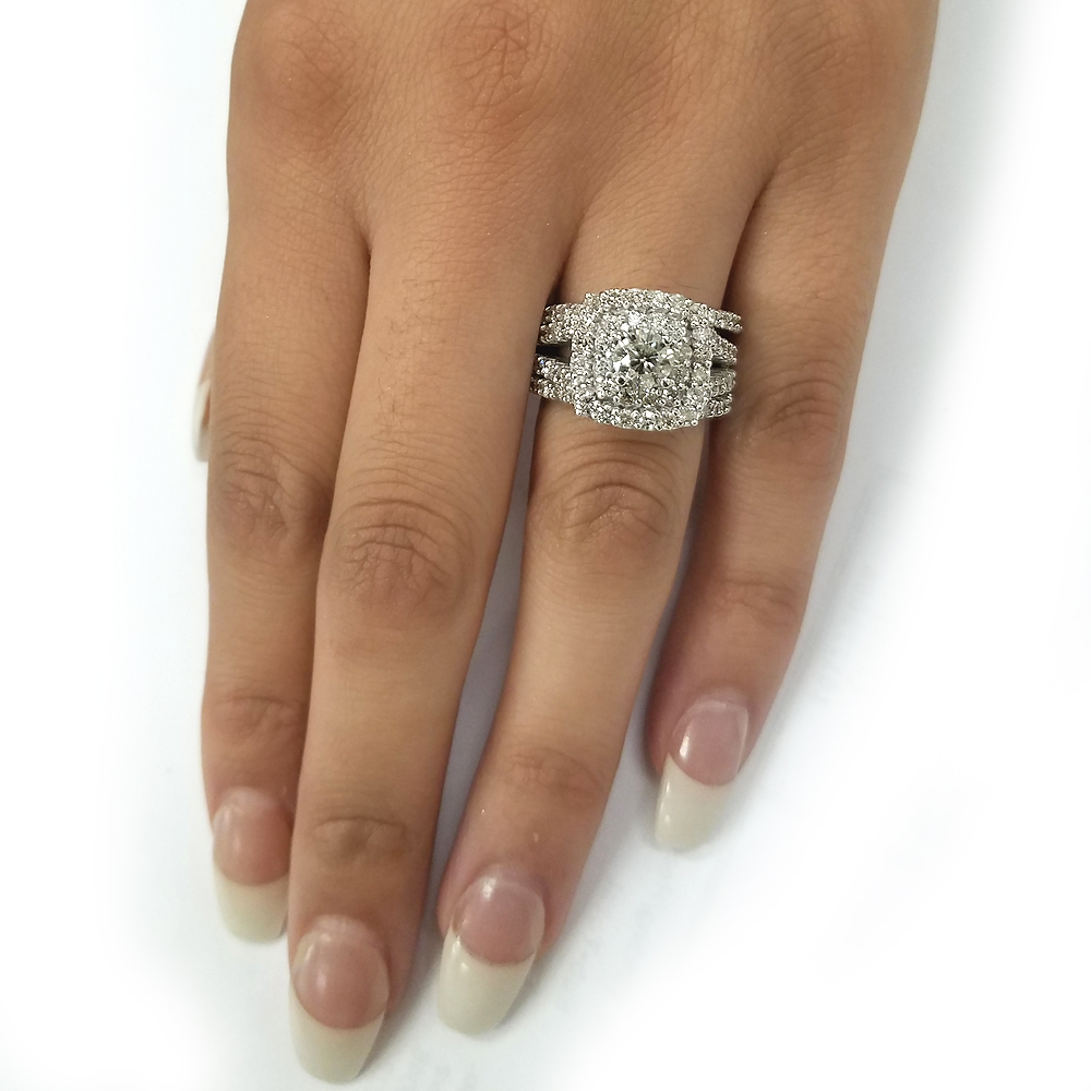 be shank products a center engagement head double ready circle half ogi gold which carat ltd engagment halo available rings in imageurl platinum diamond sits on ring pave set stone wedding also to white for